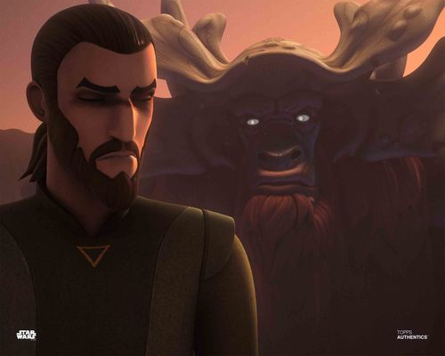 Kanan Jarrus and Bendu