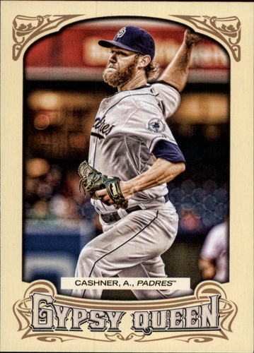 Photo of 2014 Topps Gypsy Queen #253 Andrew Cashner