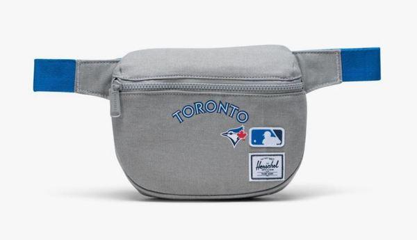 Toronto Blue Jays Fifteen Cotton Grey Hip Pack by Herschel