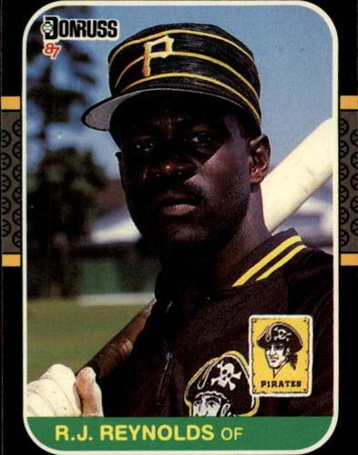 Photo of 1987 Donruss #65 R.J. Reynolds