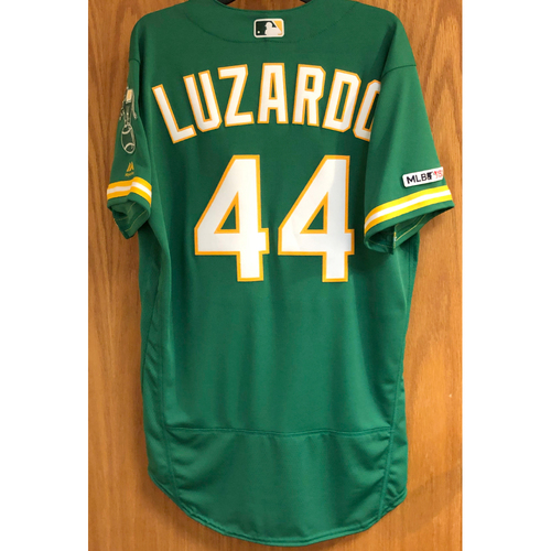 Photo of Team Issued Jesus Luzardo 2019 Jersey