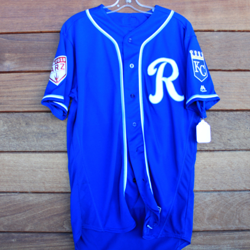 Photo of Team-Issued Jersey: Drew Storen (Size 44)
