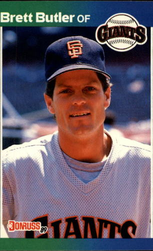 Photo of 1989 Donruss #217 Brett Butler