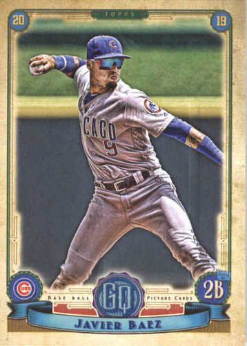 Photo of 2019 Topps Gypsy Queen #155 Javier Baez
