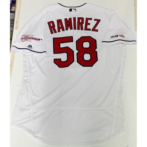Neil Ramirez Team Issued 2019 Home Jersey