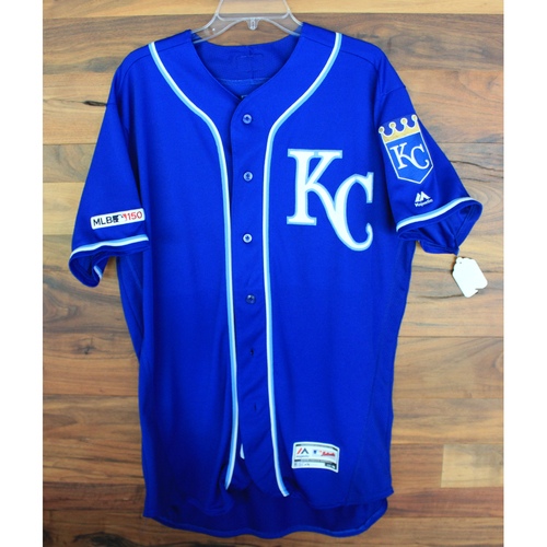 Photo of Game-Used Jersey: Josh Staumont (Size 46 - KC @ MIN - 9/22/19)