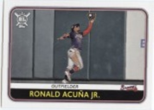 Photo of 2020 Topps Big League #82 Ronald Acuna Jr.