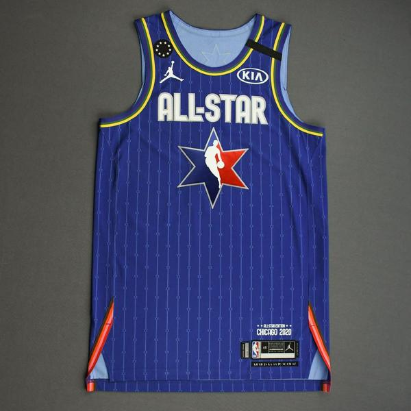Image of Chris Paul - 2020 NBA All-Star - Team LeBron - Autographed Jersey