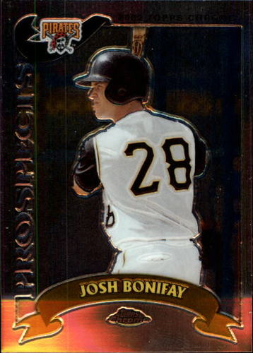 Photo of 2002 Topps Chrome Traded #T131 Josh Bonifay RC