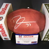 Chargers - Derwin James Signed Authentic Football With 100 Seasons Logo