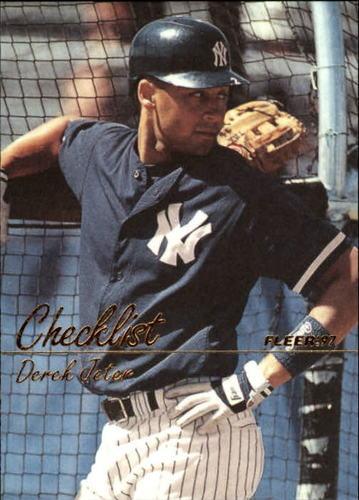 Photo of 1997 Fleer #739 Derek Jeter