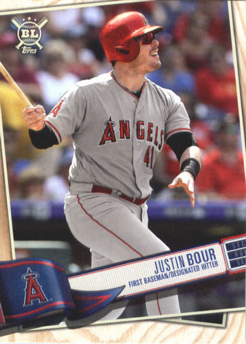 Photo of 2019 Topps Big League #39 Justin Bour