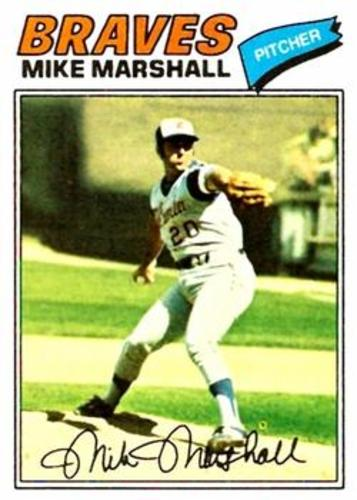 Photo of 1977 Topps #263 Mike Marshall