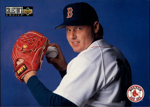 Photo of 1996 Collector's Choice #419 Roger Clemens TC