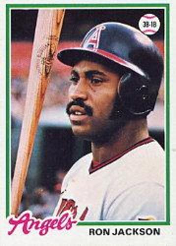 Photo of 1978 Topps #718 Ron Jackson