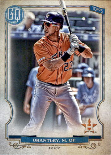 Photo of 2020 Topps Gypsy Queen #16 Michael Brantley
