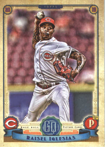 Photo of 2019 Topps Gypsy Queen #157 Raisel Iglesias