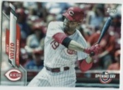 Photo of 2020 Topps Opening Day #171 Joey Votto