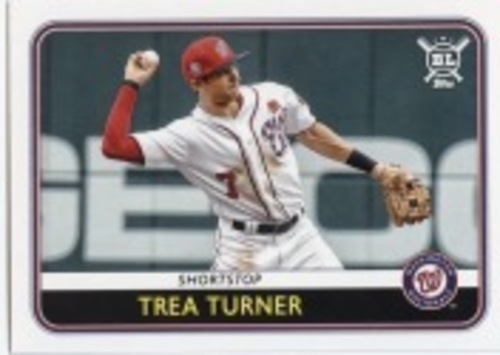 Photo of 2020 Topps Big League #86 Trea Turner