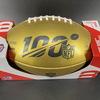 PCC - Chiefs Patrick Mahomes Signed Gold NFL Honors Football