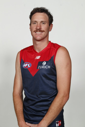 Photo of 2021 Melbourne Indigenous Guernsey -  Mitch Brown #38