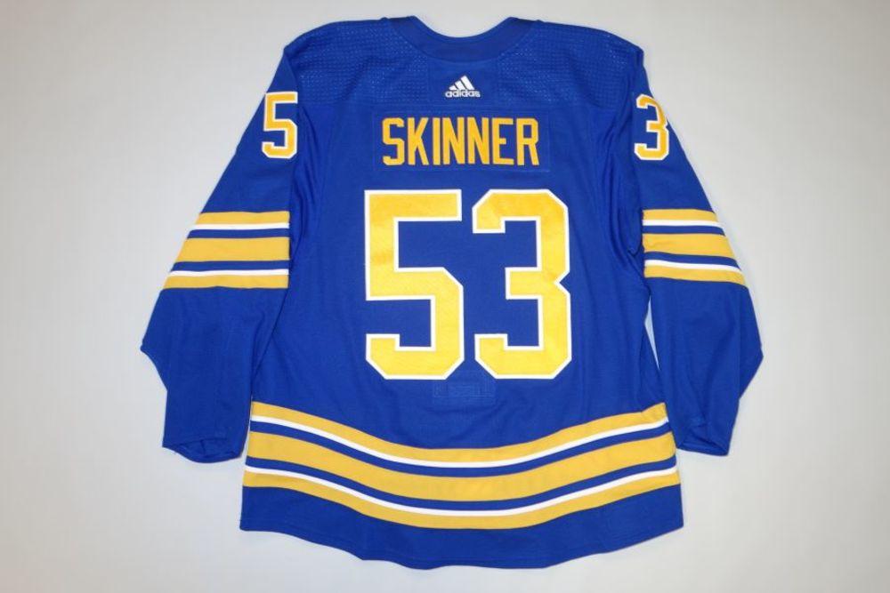 Jeff Skinner 2020-21 Buffalo Sabres Set 2 Home Jersey