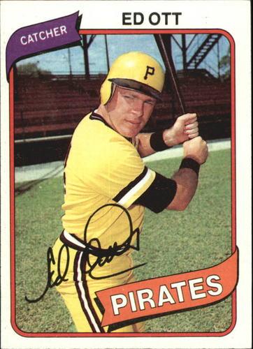 Photo of 1980 Topps #383 Ed Ott