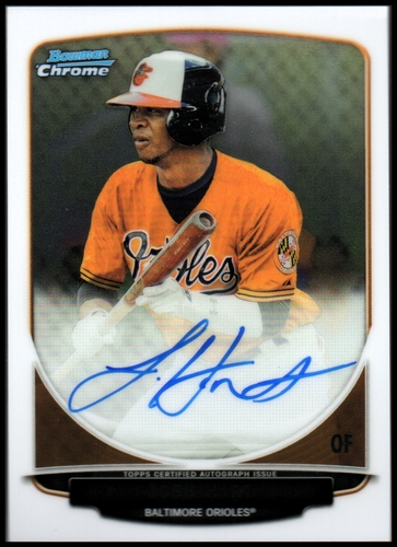 Photo of 2013 Bowman Chrome Draft Draft Pick Autographs #JH Josh Hart