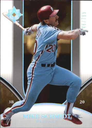 Photo of 2006 Ultimate Collection #215 Mike Schmidt