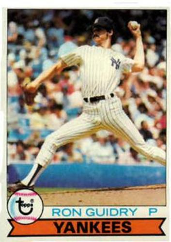 Photo of 1979 Topps #500 Ron Guidry