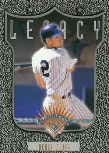 Photo of 1997 Leaf #358 Derek Jeter LG