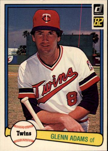 Photo of 1982 Donruss #431 Glenn Adams