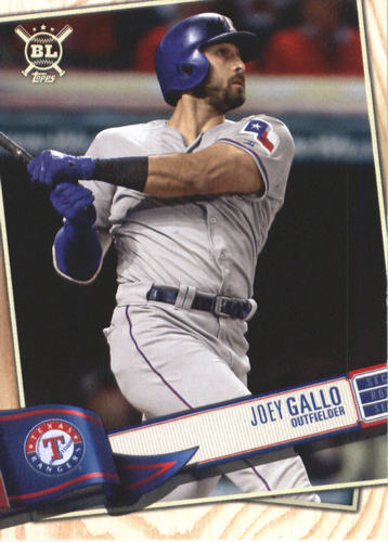 Photo of 2019 Topps Big League #42 Joey Gallo