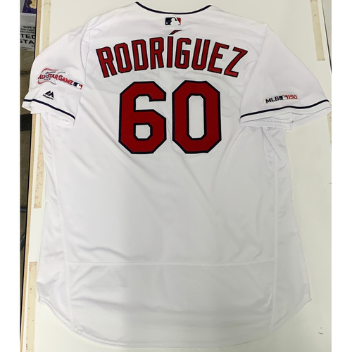 Photo of Victor Rodriguez Team Issued 2019 Home Jersey