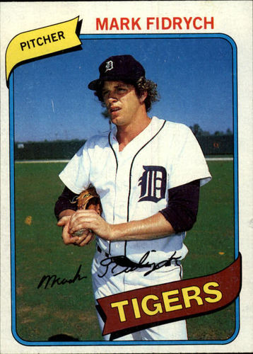 Photo of 1980 Topps #445 Mark Fidrych