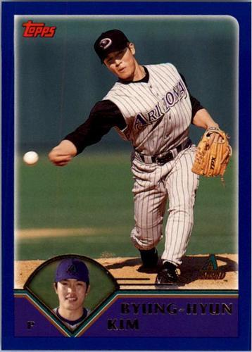 Photo of 2003 Topps #171 Byung-Hyun Kim