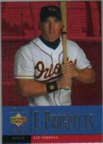 Photo of 2001 Upper Deck Evolution #94 Jay Gibbons PROS RC /2500