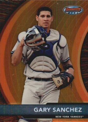Photo of 2012 Bowman Bowman's Best Prospects #BBP17 Gary Sanchez