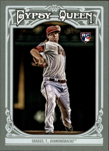 Photo of 2013 Topps Gypsy Queen #15 Tyler Skaggs RC