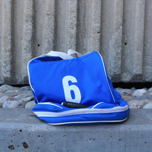 Team-Issued Equipment Bag: Billy Hamilton