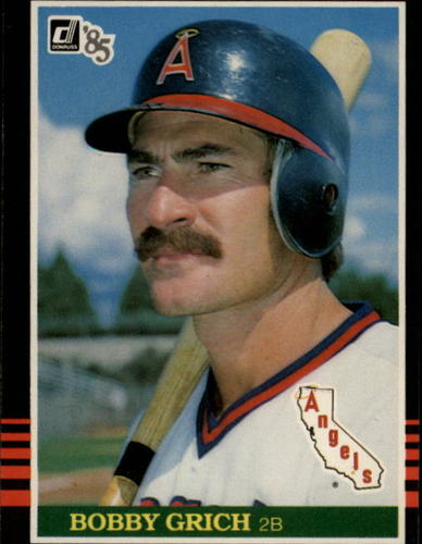 Photo of 1985 Donruss #280 Bobby Grich