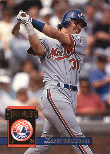 Photo of 1994 Donruss #371 Larry Walker