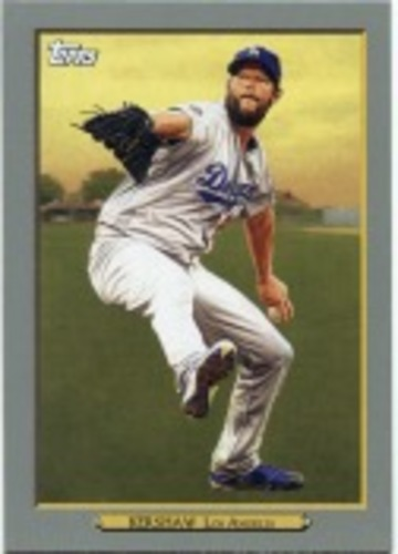 Photo of 2020 Topps Turkey Red '20 #TR43 Clayton Kershaw