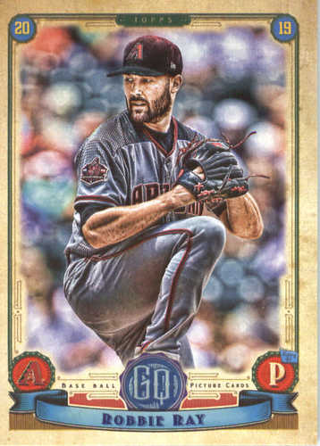 Photo of 2019 Topps Gypsy Queen #162 Robbie Ray