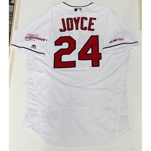 Photo of Matt Joyce Team Issued 2019 Home Jersey