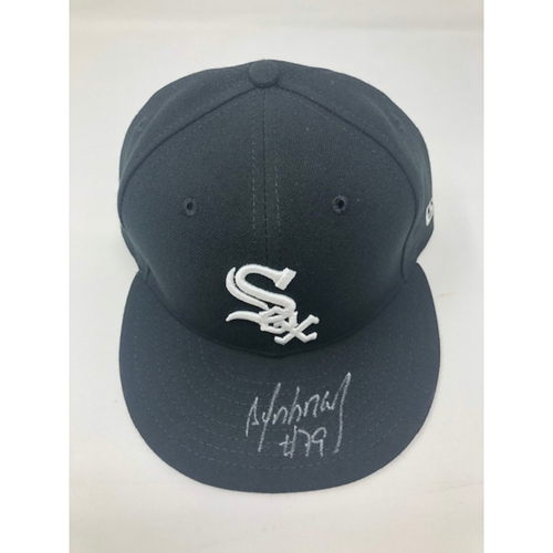 Photo of Jose Abreu Autographed Cap - Size 7 1/2