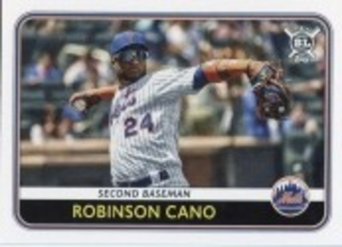Photo of 2020 Topps Big League #95 Robinson Cano