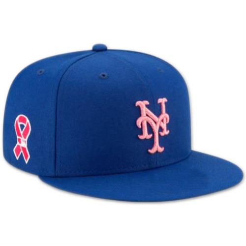 Photo of Tony Tarasco #51 - Game Used Mother's Day Hat - Mets vs. Diamondbacks - 5/9/21
