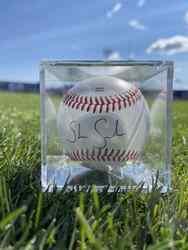 Photo of Shawn Semple Signed Baseball