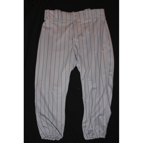 Photo of Game-Used Pants: Daniel Stumpf (Size 33-38-22 - DET at KC - 5/6/18)